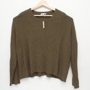 Madewell Pullover Oversize Sweater Merino Wool New
